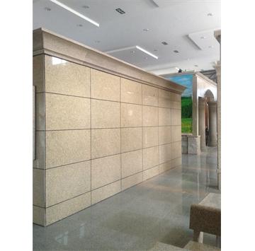 奇台县明亮矿业有限责任公司,创办于2008年,坐落于中国新疆奇台县闽奇工业园区,占地100多亩平,是一家集花岗岩开采、加工及销售为一体的石材企业,年生产加工优质标准板材50万平方米,产品主要有卡拉麦里金(奇台黄)、戈壁蓝等七、八个品种。15299988866