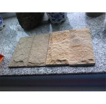 厂家直销黄砂岩板材,各种尺寸可加工