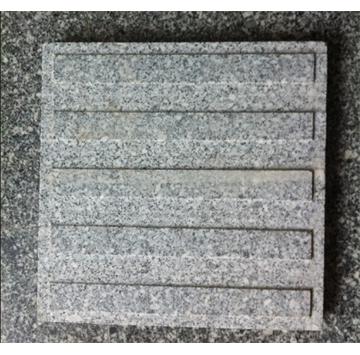 封开花盲道石,拉丝板,拉槽板