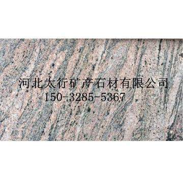 河北太行矿产石材有限公司矿山厂家批发加州红龙石材,150-3285-5367齐经理。欢迎砸单 河北特有石材品种加州红龙石材色泽秀丽委婉、纹路恢弘大气,一经上市就得到石材的认 可,可以说是火热销售,我公司加工的外墙干挂加州红龙石材花色自然美丽,如有需要图片或者价格信息可与我们联系