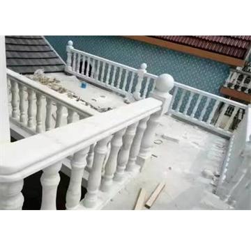 广西白楼梯扶手,广西白栏杆厂家