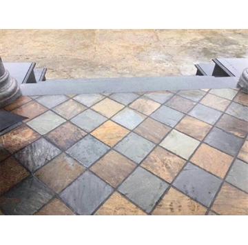 板岩也可以定做成各种片状,用于铺设室内地面、室外地面、外墙和内墙。给人以古朴、典雅、自然的感觉。 有些品种的板岩天然具有难以分层、块大、不宜断裂的物理特性,可以加工成台球基台、桌面、窗台等大面的制成品。 随着中国板石业的创新和发展,板岩也制成马赛克、自然文化石、网贴、桌子、鹅卵石、砚台、教学黑板、墓碑、 假山、餐垫、喷泉等等制成品。 绿亚光板   黑亚光板   亚光板  板岩黑色亚光板  青石亚光板:亚光板是一种天然形成的自然无放射性环保石材,经抛光晶面处理表面光亮无比。产品主要用于墙面及建筑的装饰。亚光板天然即环保是您理想的选择。  电话:13361729532 联系人:吴先生 QQ:1090489537