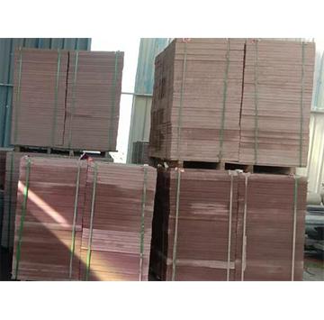木纹红板材