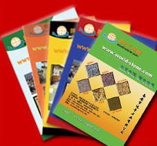 石材网刊带您的产品参加各大石展