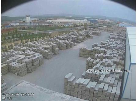 厂房、荒料板材堆场