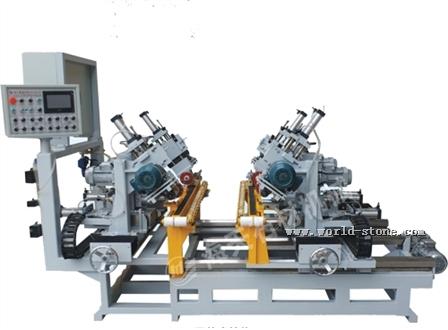 HT-1208侧面pc钻孔削后切槽机