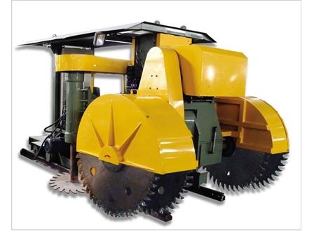矿山采石机械—纵横矿山切石机