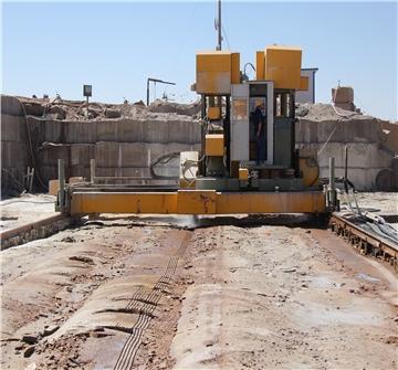 华隆矿山机-组合锯-石材机械-矿山机械-华隆机械
