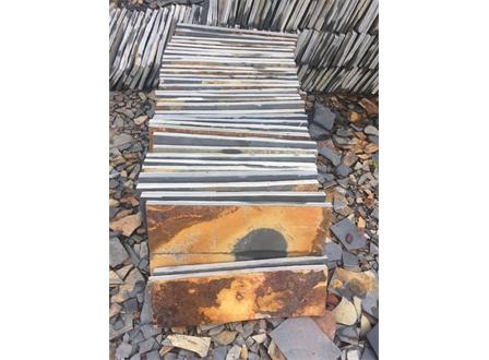 锈板 锈板板岩