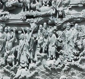 寺庙宗教石雕