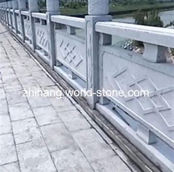 石栏杆有着美观、时尚、环保、抗老化、不变形的性能优点,可广泛用于市政、水利、公园、交通桥梁 、环城护河、别墅装修、等护栏工程。