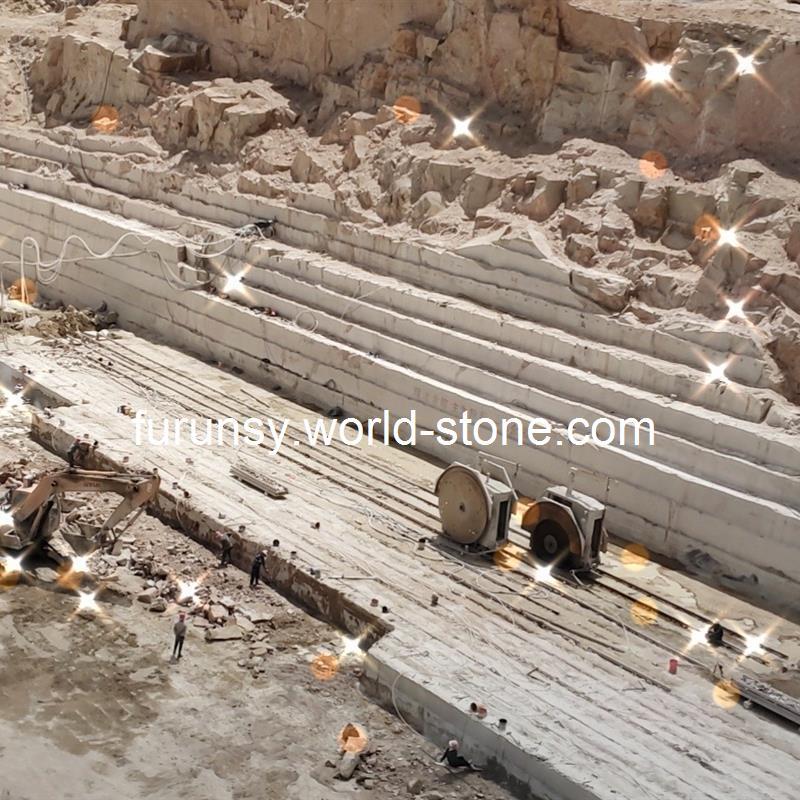 福润石业矿区