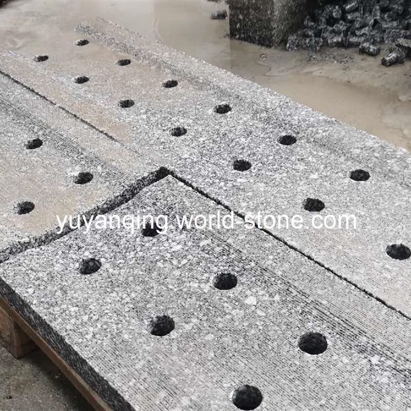 凹槽沟盖板
